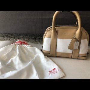 Coach bag small tote